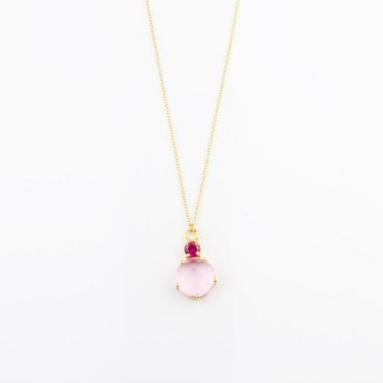 Collar Pink Love